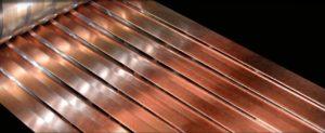 copper slider machine
